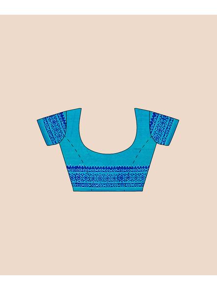 Printed Silk Saree-2