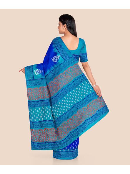 Printed Silk Saree-4