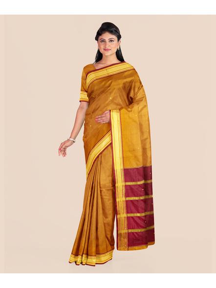 South Gadwal Silk Saree-5