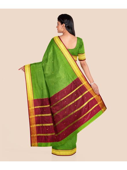South Gadwal Silk Saree-LAASGSWBP002
