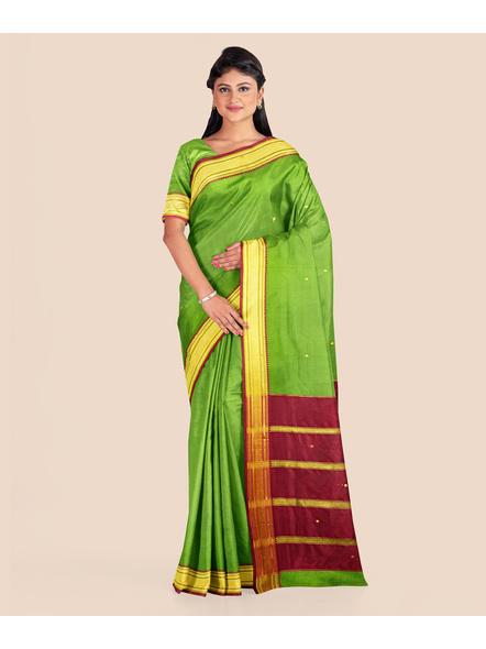 South Gadwal Silk Saree-1