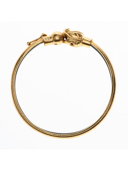 Traditional Ethnic Jewellery 1.5g Gold Polished Designer Noa for Women-LAAGP15BG009