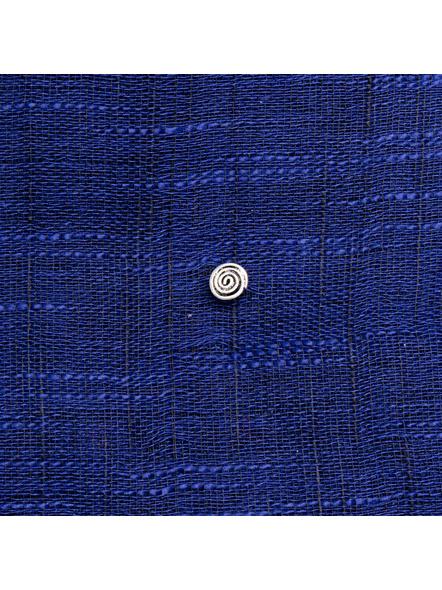 92.5 Pure Silver Spiral Wire Nosepin-1