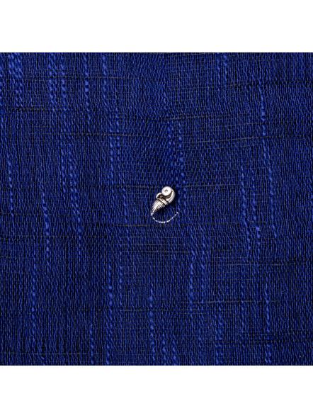 92.5 Pure Silver Bird Wire Nosepin-1