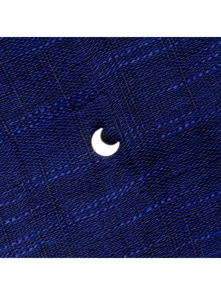 92.5 Pure Silver Half Moon Wire Nosepin-1