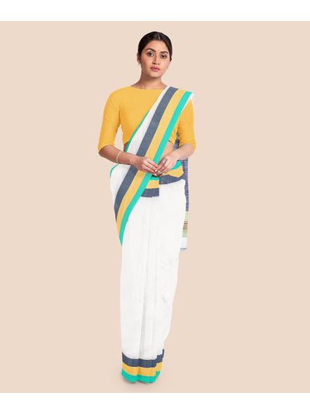 Pure Cotton Handloom Saree-2