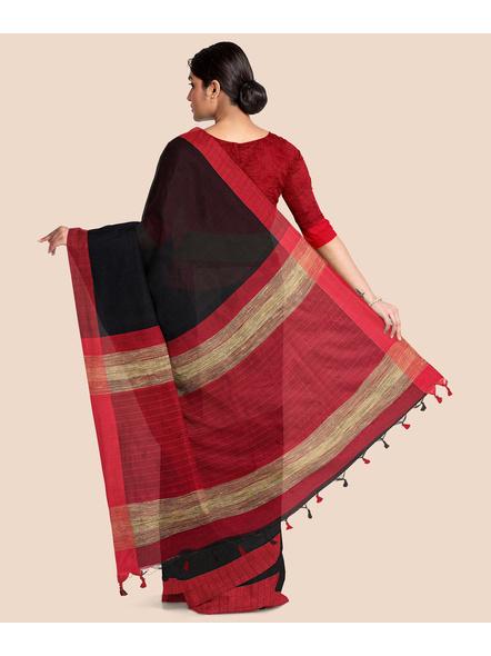 Pure Cotton Handloom Saree-1