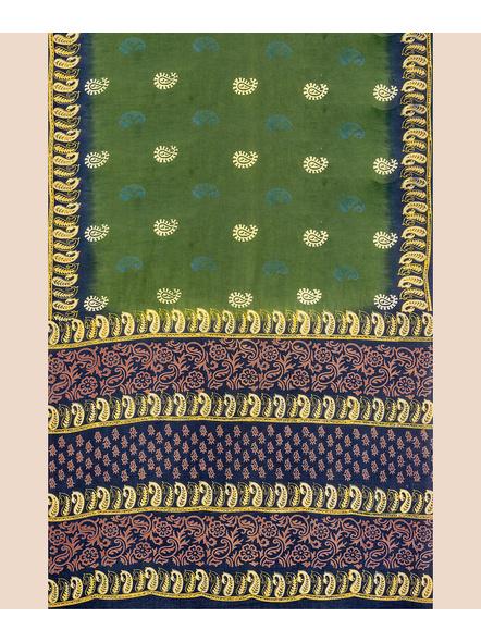 Printed Mulmul Pure Cotton Saree-3