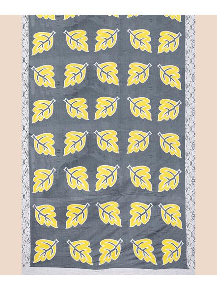 Printed Pure Cotton Saree-5