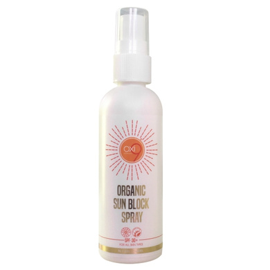 Organic Sun block Spray SPF-30+ - 2 Pieces-BS013