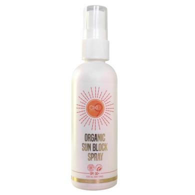 Organic Sun block Spray SPF-30+ - 2 Pieces-BS016