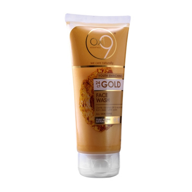 24ct Gold Reviving Face Wash (New)-BS020