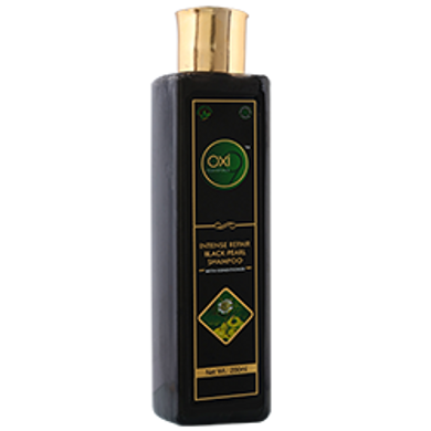 Intense Repair Black Shampoo with Conditioner-BS039