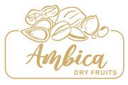 AMBICA DRYFRUITS-logo