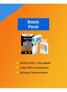 Covid Prevention Kit-Basic Pack