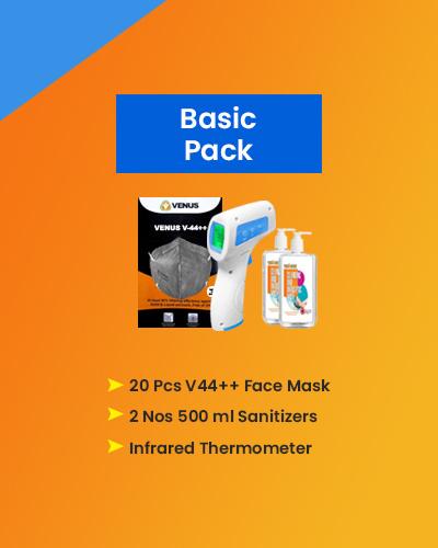 Covid Prevention Kit-Basic Pack-MST12