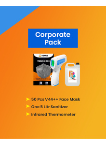Covid Prevention Kit - Corporate Pack
