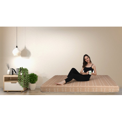 OMEGA BLOSSOM LATEX MATTRESSES BLOSSOM RANGE WITH 6 INCH HEIGHT-OBLR-6-72-42