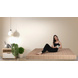 OMEGA BLOSSOM LATEX MATTRESSES BLOSSOM RANGE WITH 8 INCH HEIGHT-OBLR-8-75-42-sm