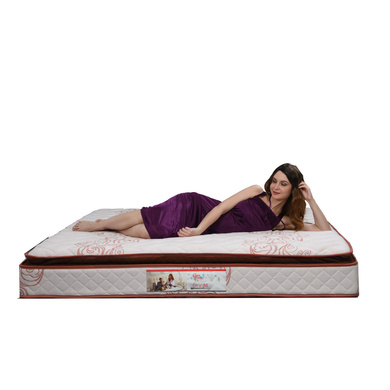 OMEGA GEL MEMORY FOAM LATEX POCKET SPRING MATRESS WITH HEIGHT 8 INCH-OGMFLPS-8-72-42