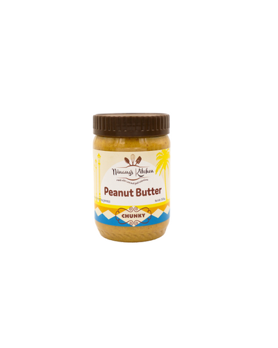 Chunky Peanut Butter 500g-CHPB500