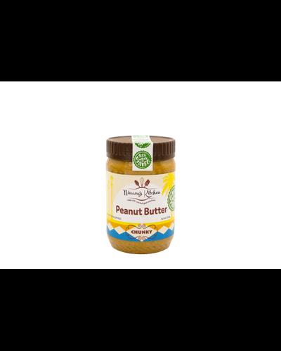 Sugar Free Chunky Peanut Butter 500g-SFCHPB500