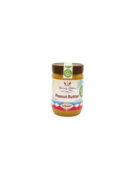 Sugar Free Creamy Peanut Butter 500g