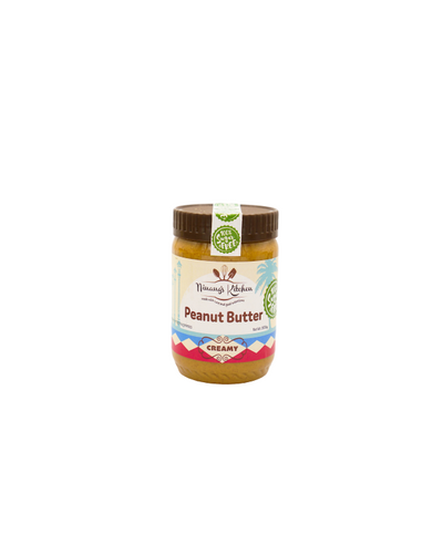 Sugar Free Creamy Peanut Butter 500g-SFCRPB500
