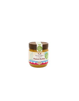 Sugar Free Creamy Peanut Butter 340g