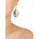 Peacock Prestige TRASHformation Earrings-CET0000003-sm
