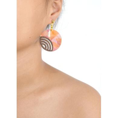 Curves in Nature TRASHformation Earrings-CET0000008
