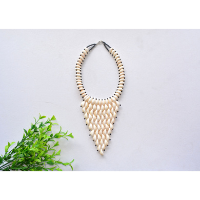 Charming Cowrie Shell Necklace-CSN0000001