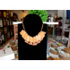 Coco and Jackfruit Wood Necklace-2-sm