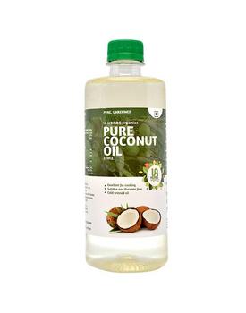 18 Herbs PURE COCONUT OIL