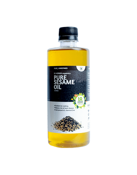 18 Herbs PURE SESAME OIL