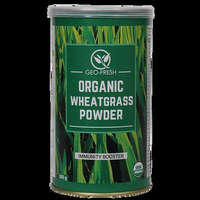 GF Wheat Grass Powder-EO734