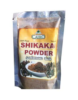 GREEN CAIRO SHIKAKAI powder