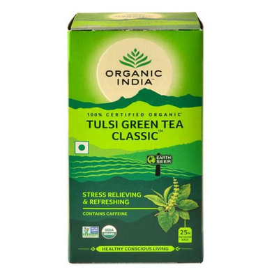 OI TULSI GREEN TEA CLASSIC-EO1119