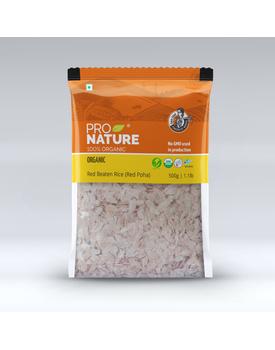 PN Red Beaten Rice (Red Poha)