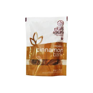 PS Organic Cinnamon Bark-EO1622