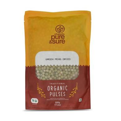 PS Organic Green Peas Dried-EO1639