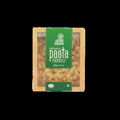 PS Organic Pasta Fusilli-EO1656