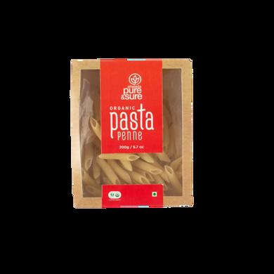 PS Organic Pasta Penne-EO1657