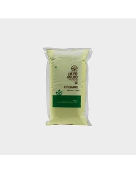PS Organic Soya Flour