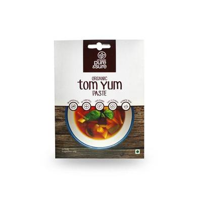 PS Organic Tom Yum Paste-EO1682