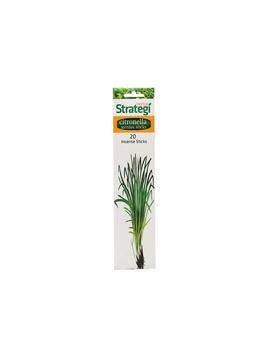 strategi citronella incense sticks