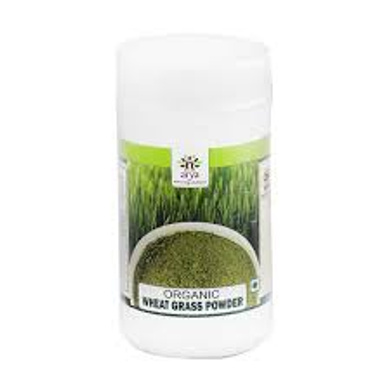 ARYA WHEAT GRASS POWDER-50g-1