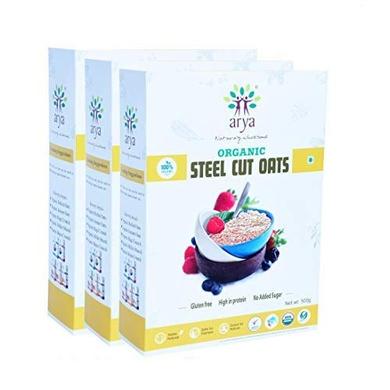 ARYA STEEL CUT OATS-EO151