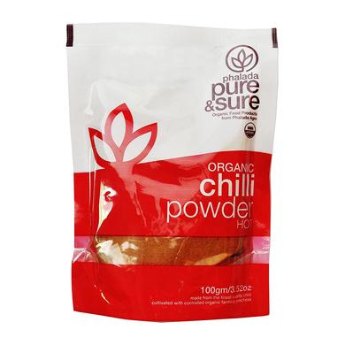 PS Organic Chili Powder HOT-EO1620