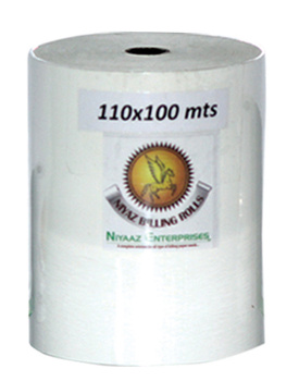 Thermal Paper Roll  110mm X 100 mtrs